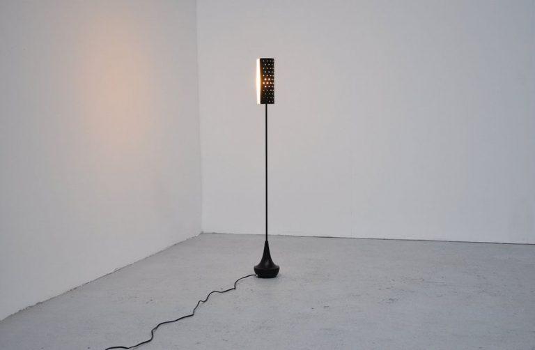 Svend Aage Holm Sorensen Asea floor lamp 1960