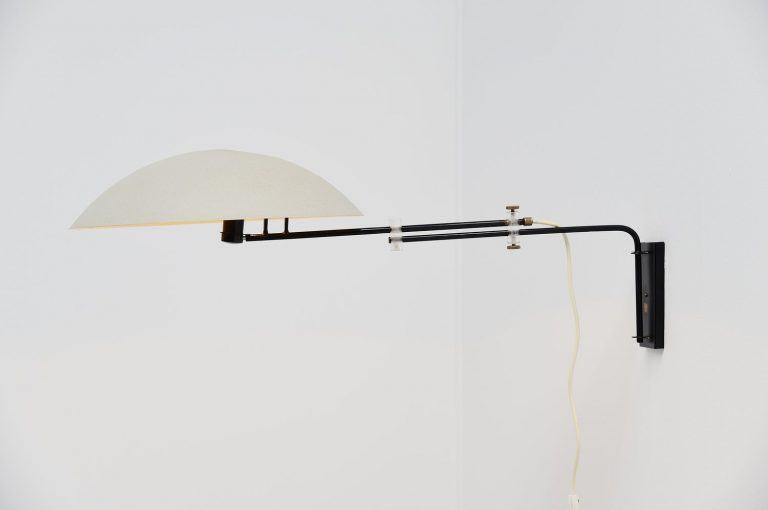 Philips NX23 wall lamp Louis Christiaan Kalff 1954