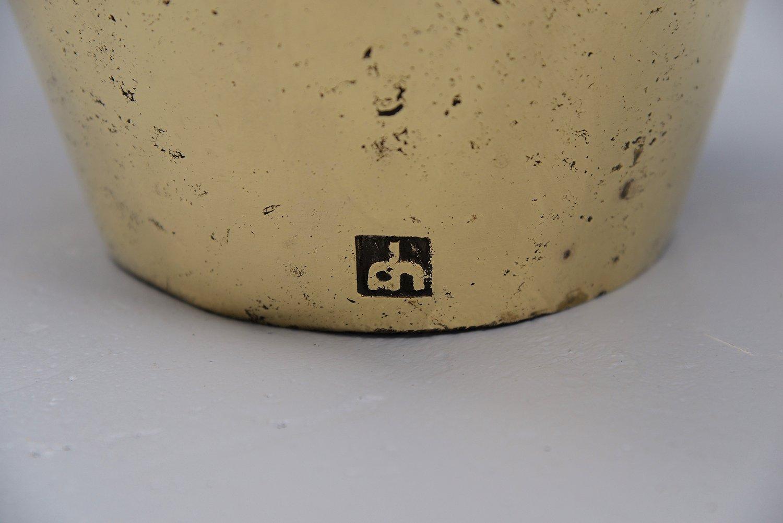 David Marshall Bronze Brutalist Coffee Table Spain 1970