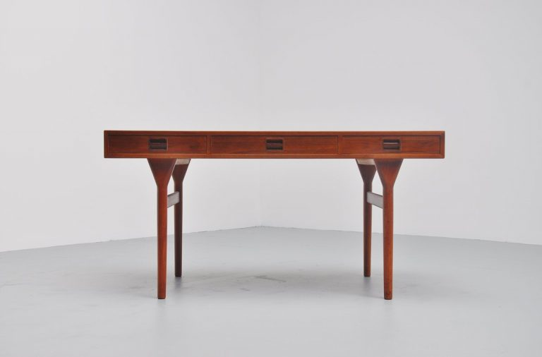 Nana Ditzel 93/3 writing desk for Soren Willadsen Denmark 1958