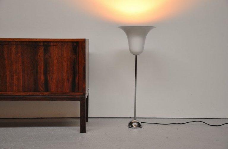 Pantop Verner Panton floor lamp 1980