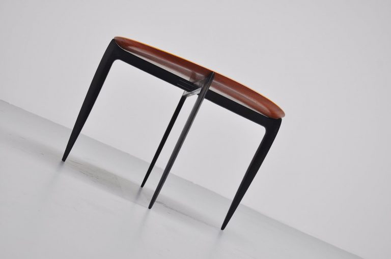 Fritz Hansen Engholm folding table 1957