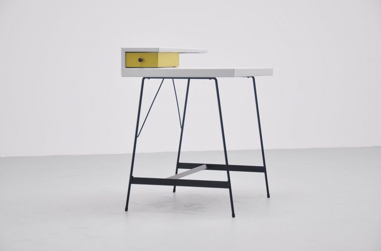 Coen de Vries writing desk for Devo 1956