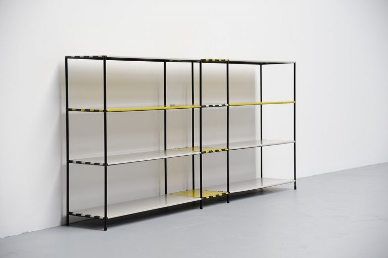 Poul Cadovius Abstracta storage system by Royal System 1960