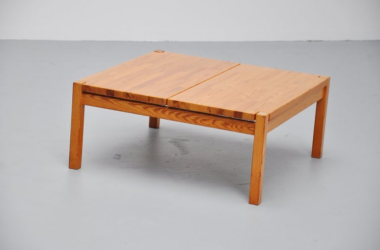 Ilmari Tapiovaara Laukaan Puu coffee table Finland 1955