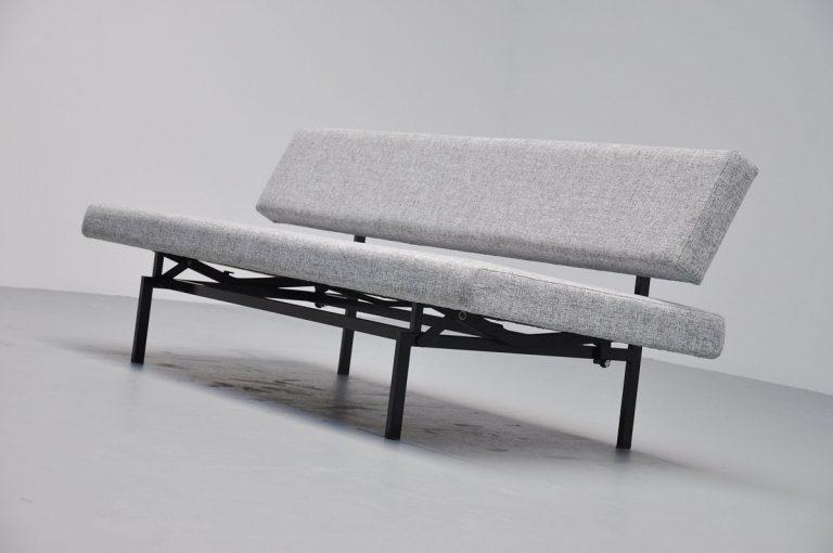 Gijs van der Sluis 540 daybed sofa Gispen 1961