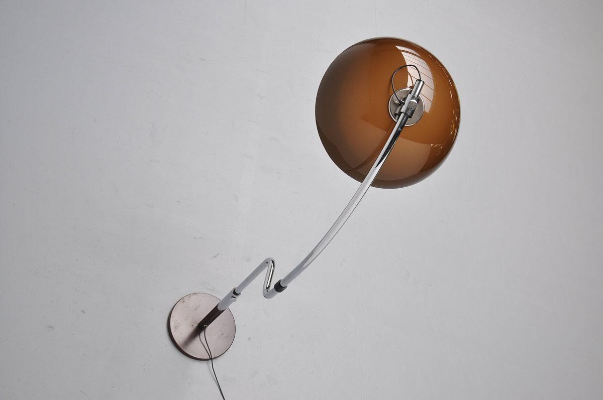 Harvey Guzzini Arc Floor Lamp 1970 Massmoderndesign