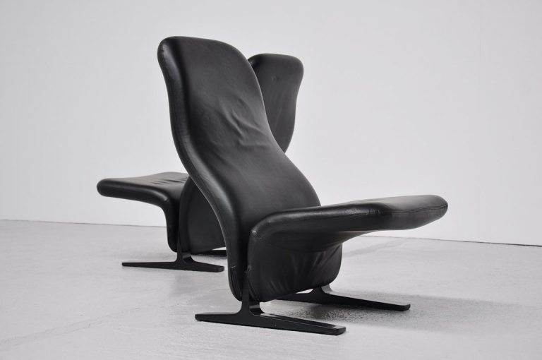Pierre Paulin concorde chair Artifort 1960