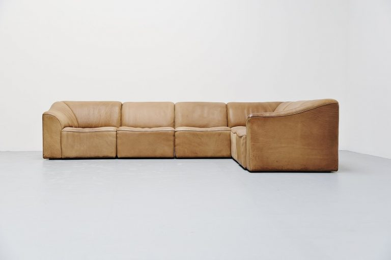 De Sede DS47 element sofa Switzerland 1970