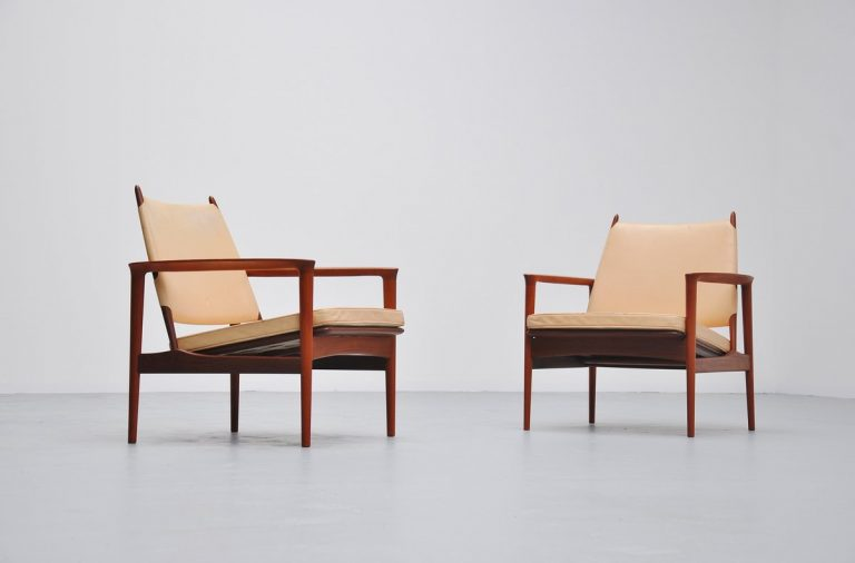 Torbjorn Afdal Broadway easy chairs Svein Bjørneng 1958