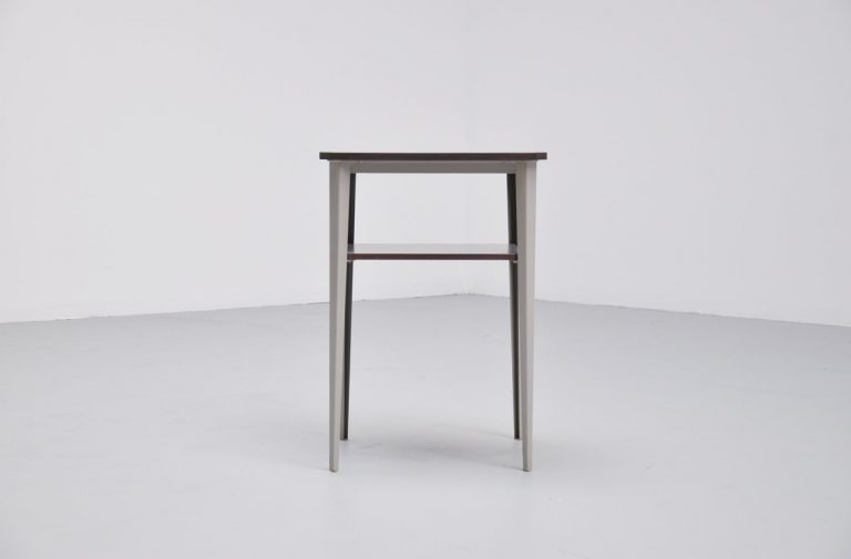 Wim Rietveld Rebel side table Ahrend 1960