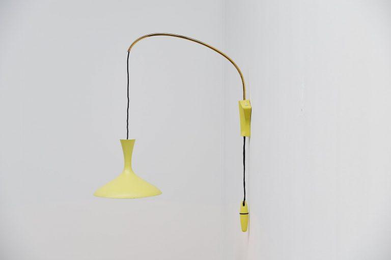 Cosack wall lamp Germany 1960