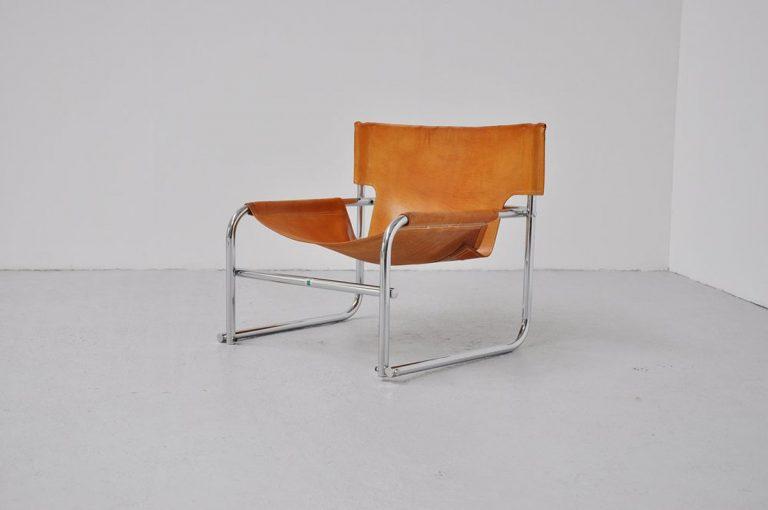 Rodney Kinsman T1 sling chair Bieffeplast 1967