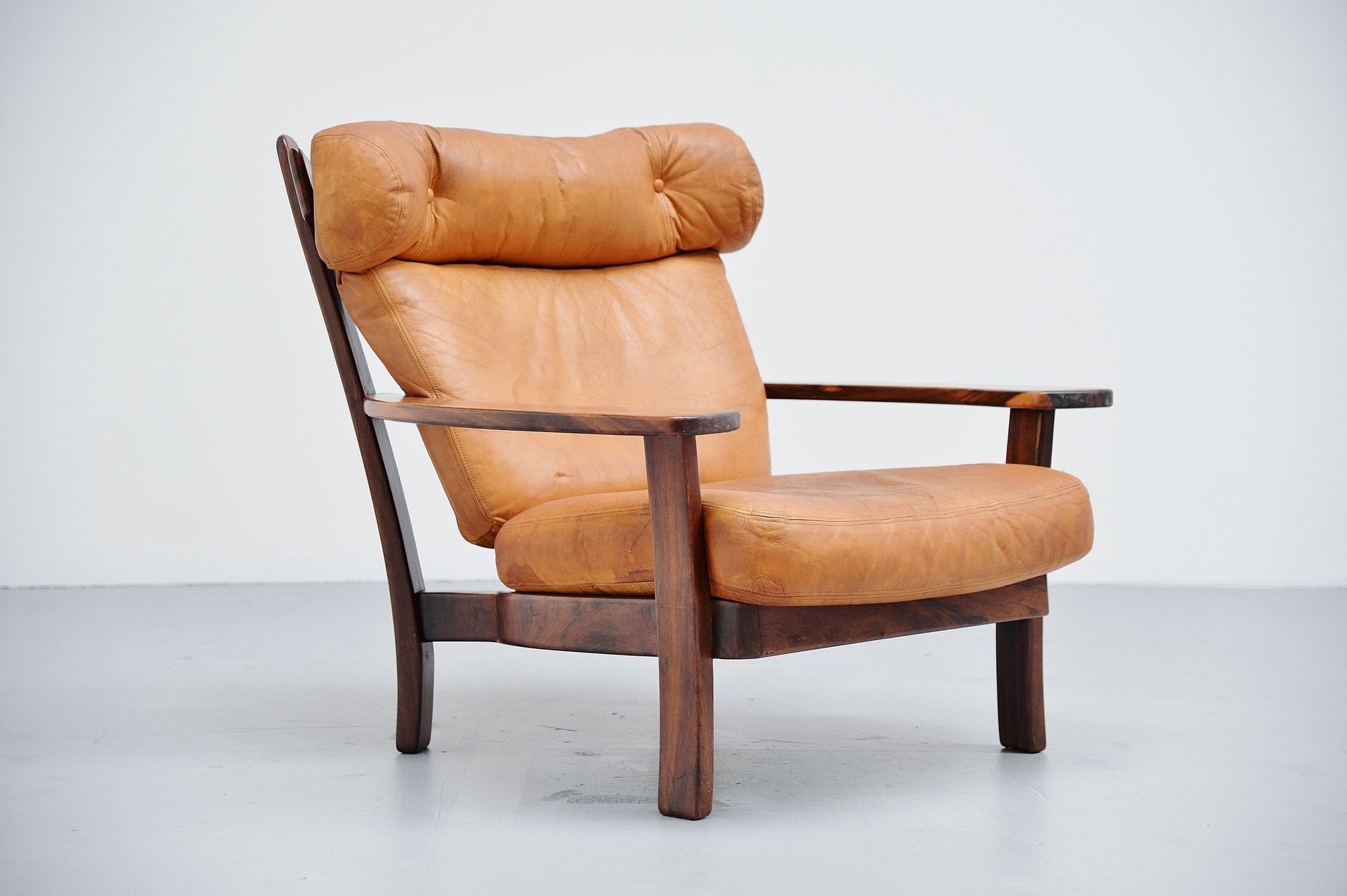 Sergio Rodrigues style Ox lounge chair Brazil 1960. Up. Down & Sergio Rodrigues style Ox lounge chair Brazil 1960 u2013 MassModernDesign