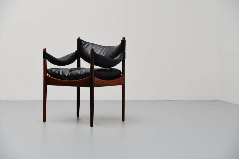 Kristian Solmer Vedel armchair Søren Willadsen Denmark 1963