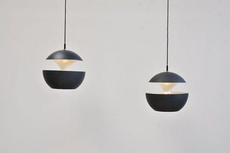 Raak Betrand Balas Fontaine lamps 1970