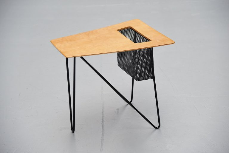 Pastoe TM03 magazine table by Cees Braakman 1953