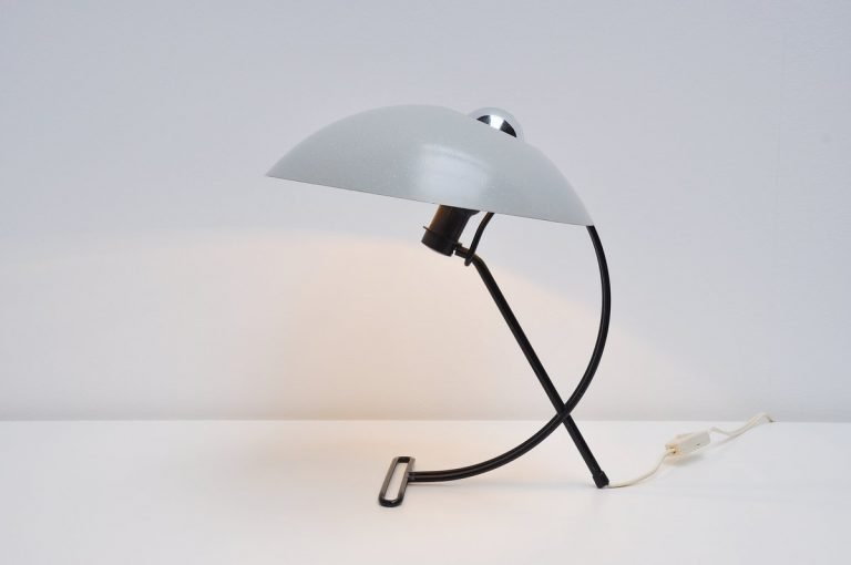 Louis Christiaan Kalff NB100 desk lamp for Philips 1957