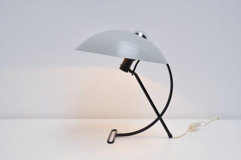 Louis Christiaan Kalff NB100 desk lamp for Philips 1957