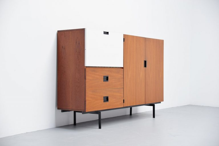 Cees Braakman CU08 highboard for Pastoe 1958