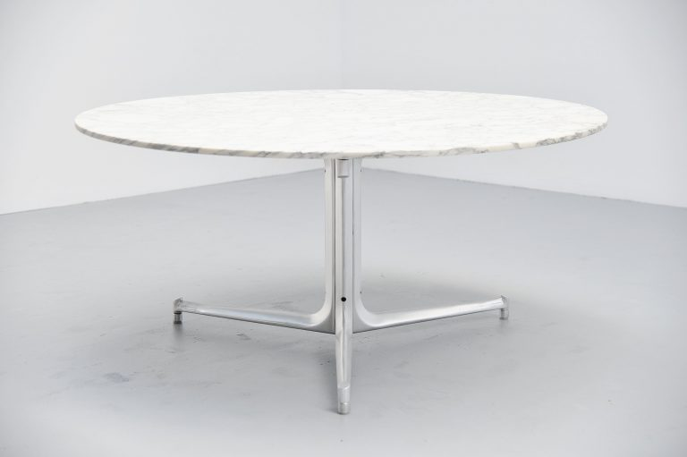 Preben Fabricius Jorgen Kastholm dining table Kill 1964