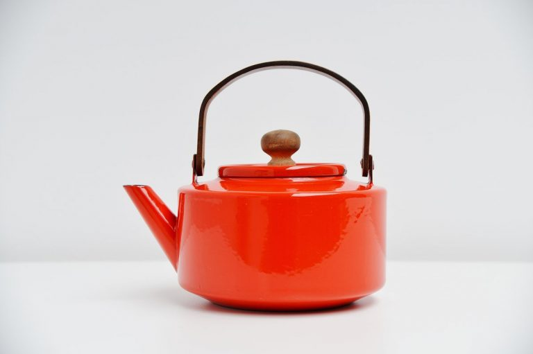 Michael Lax Copco teapot Spain 1960