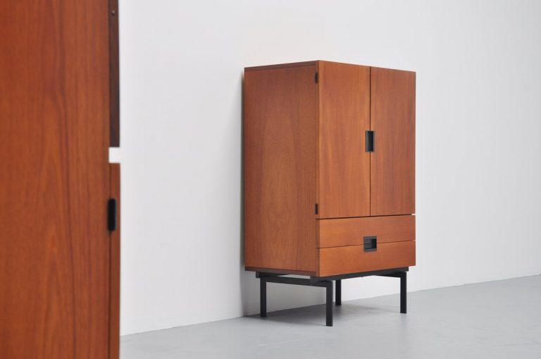 Cees Braakman Pastoe CU03 cabinet by Pastoe 1958