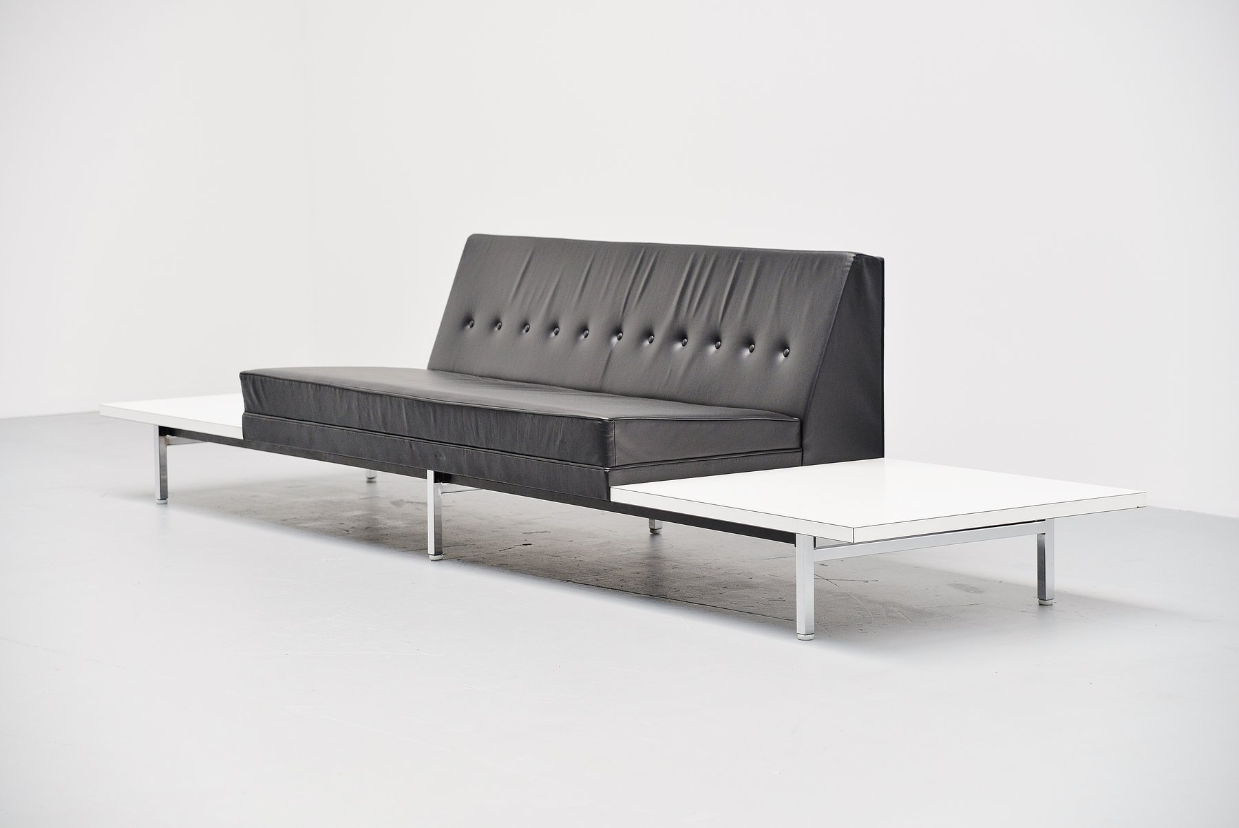 George Nelson Modular Sofa And Tables Herman Miller 1963