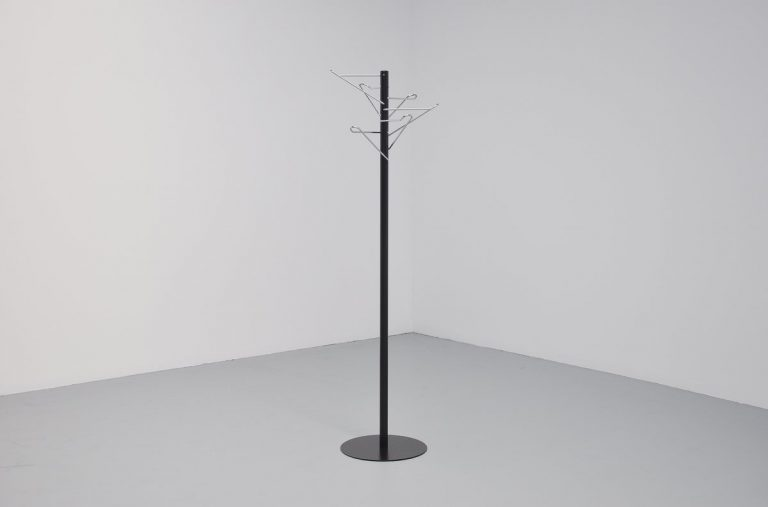 Dutch modernist coat stand 1960