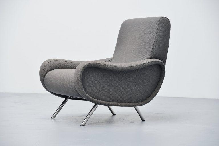 Marco Zanuso Lady chair Arflex Italy 1951