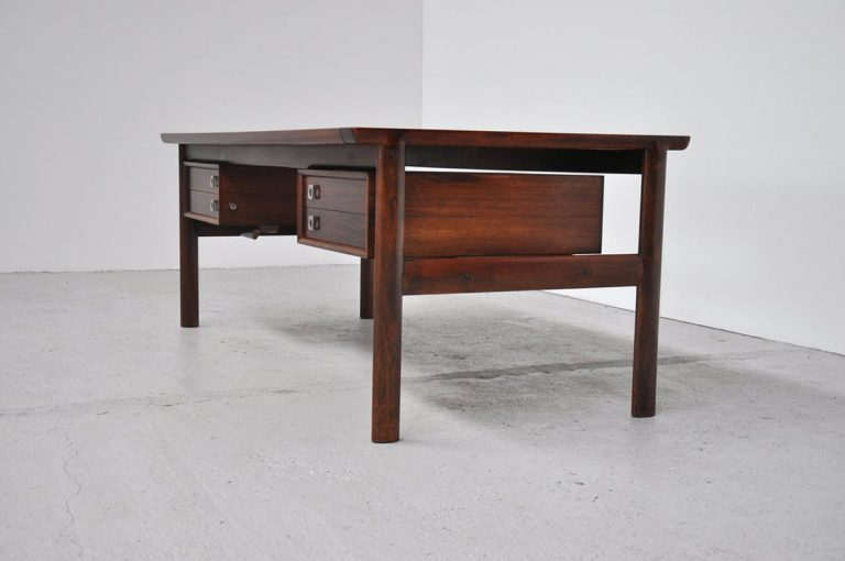 Conference desk Arne Vodder Sibast 1960