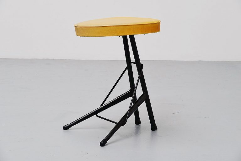 Willy van der Meeren Tubax stool Belgium 1950