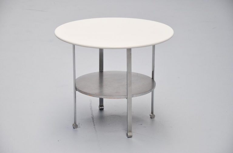 Willem Penaat coffee table Metz and Co 1950
