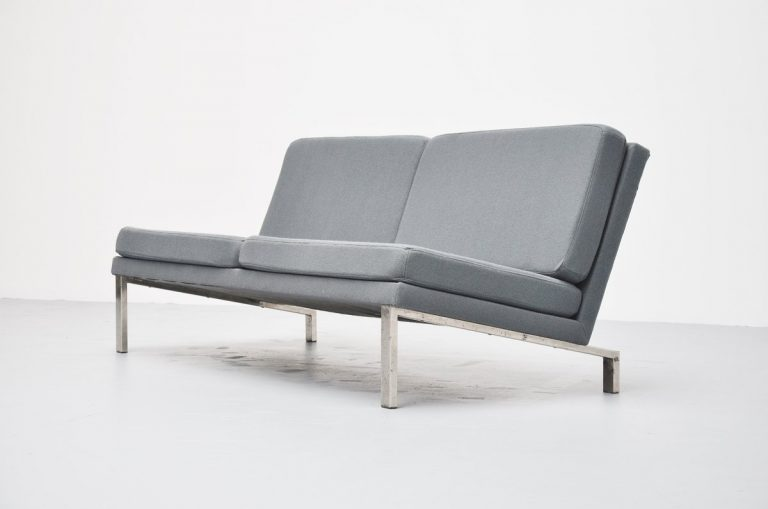 Dick Lookman sofa for Bas van Pelt 1965