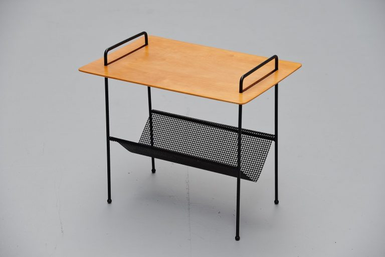 Cees Braakman magazine table TM04 Pastoe 1953