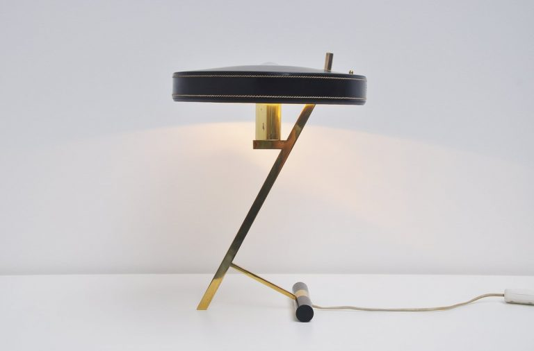 Louis Christiaan Kalff Z lamp Philips 1955