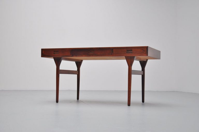 Nanna Ditzelf 93 writing desk rosewood 1958