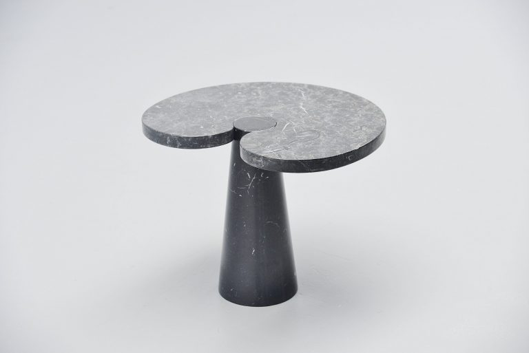 Angelo Mangiarotti Eros side table Skipper Italy 1971