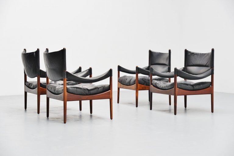 Kristian Solmer Vedel modus chairs Soren Willadsen Denmark 1963