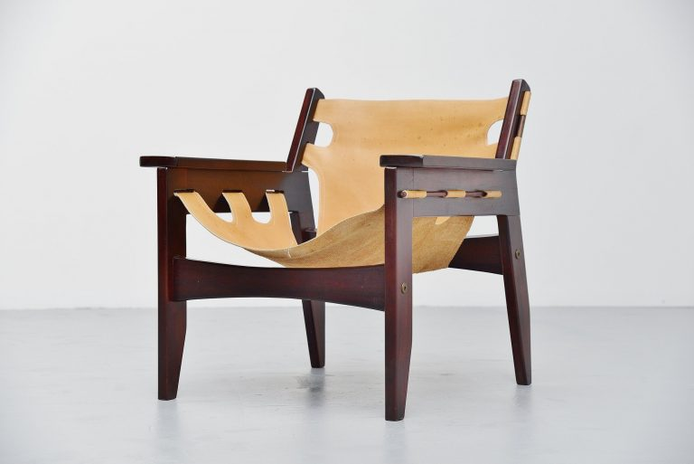 Sergio Rodrigues Kilin chair Oca Brazil 1973