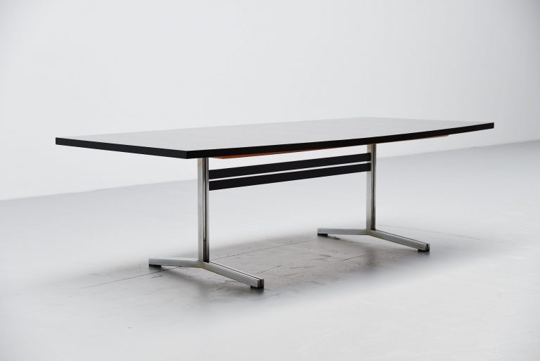 Theo Tempelman conference table for AP Originals 1960