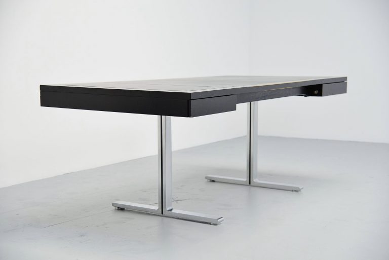 Walter Knoll executive desk Germany 1970