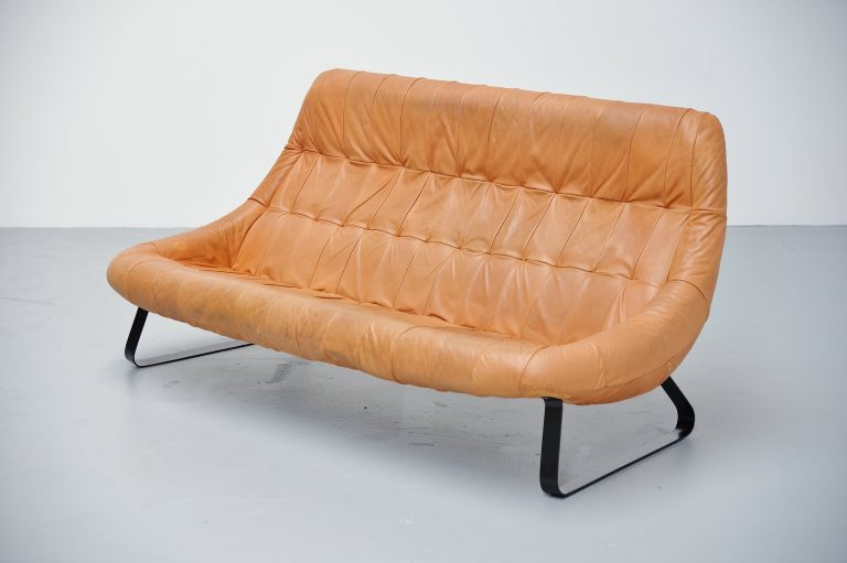 Percival lafer Earth lounge sofa Brazil 1970
