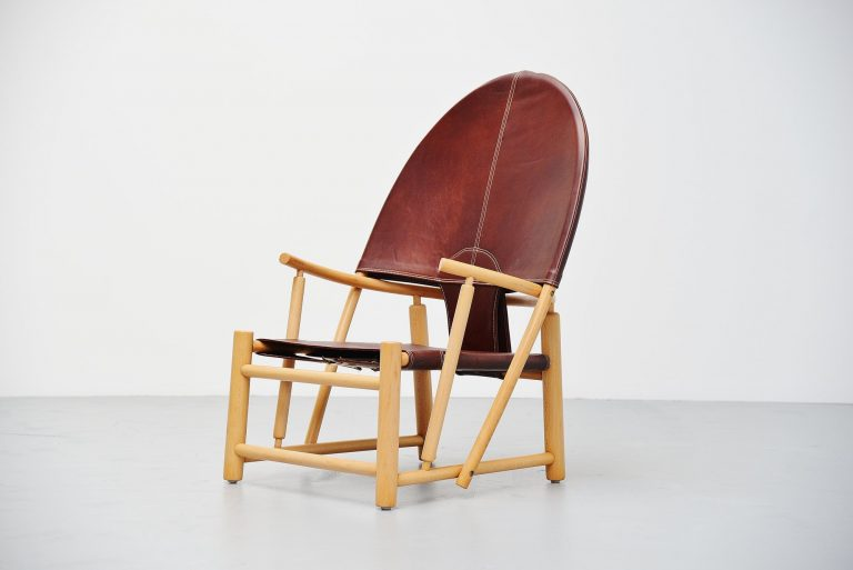 Piero Palange and Werther Toffoloni hoop chair Italy 1970