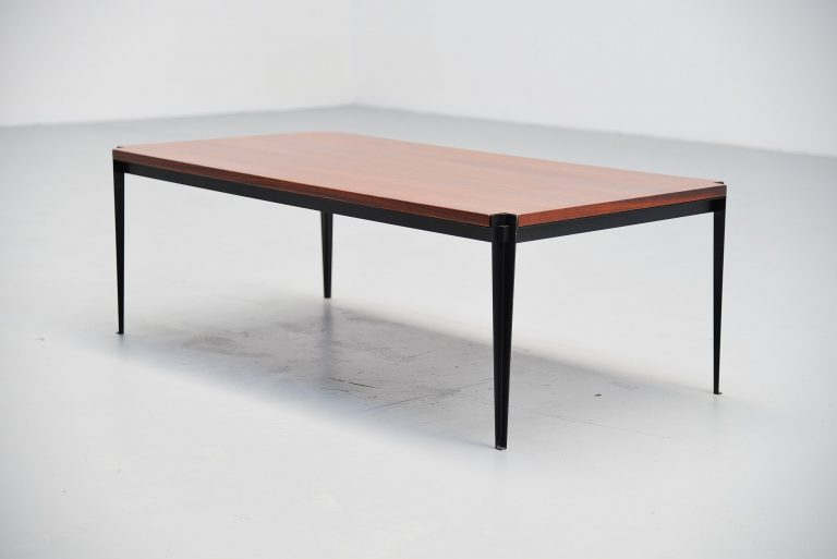 Osvaldo Borsani T61B coffee table Tecno 1957