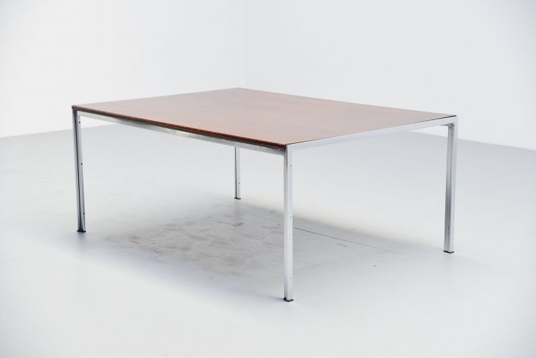Jorgen Kastholm  JK211 dining table Kill International 1973