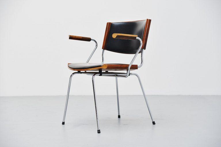 Nanna Ditzel armchair Kolds Savverk Denmark 1958