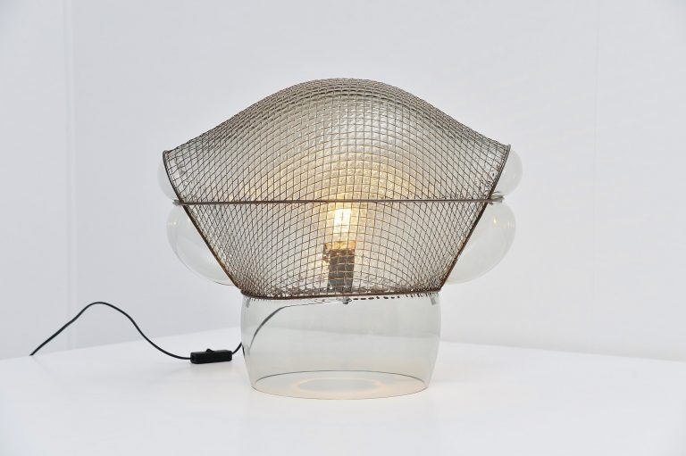 Gae Aulenti Patroclo table lamp Artemide Italy 1975