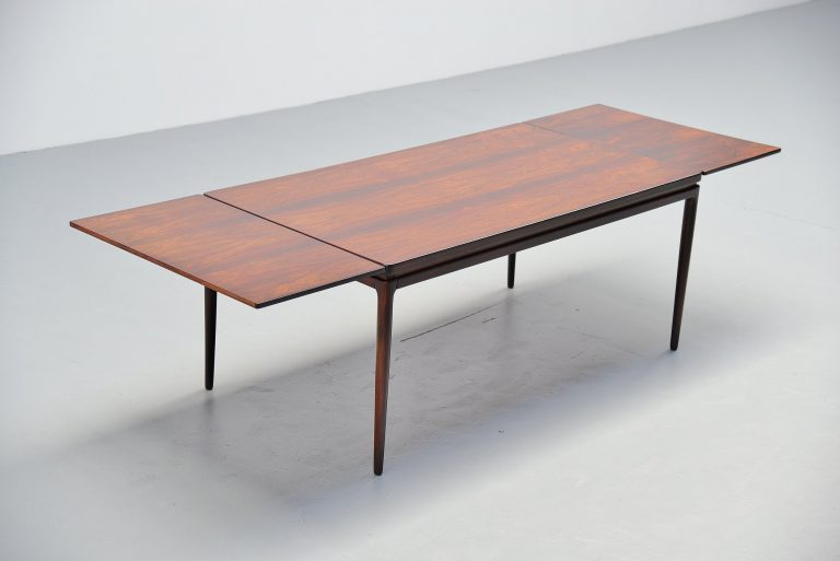 Johannes Andersen Christian Linneberg table Denmark 1964