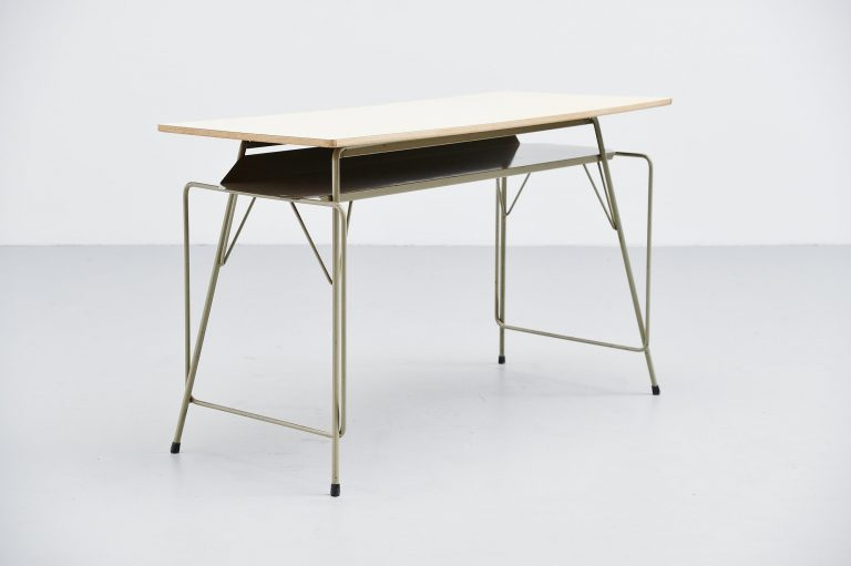 Willy van der Meeren Tubax desk Belgium 1950